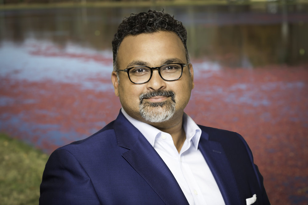 Ocean Spray CEO Bobby Chacko