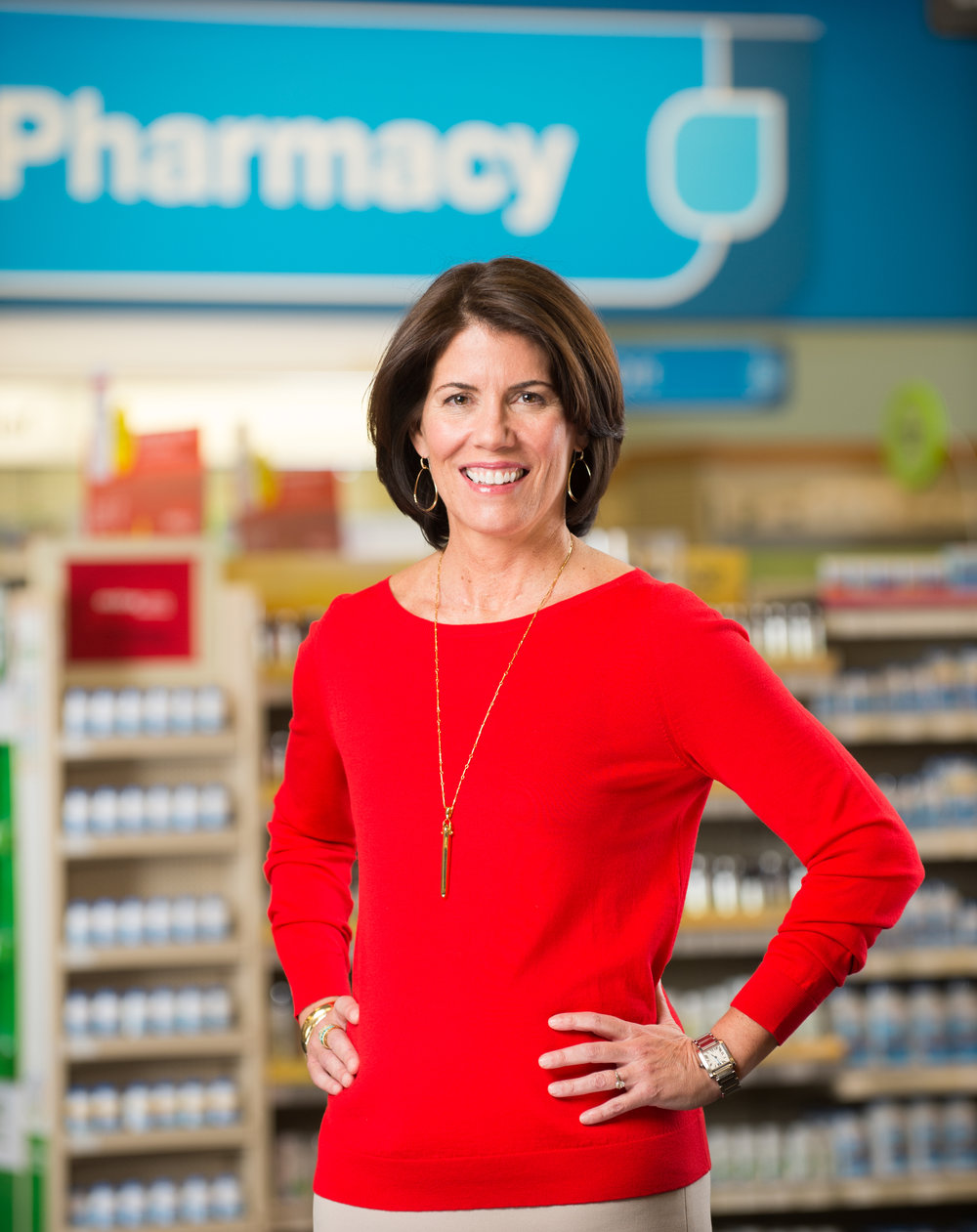 CVS Health VP of Health Care Strategy and Marketing Helena Foulke