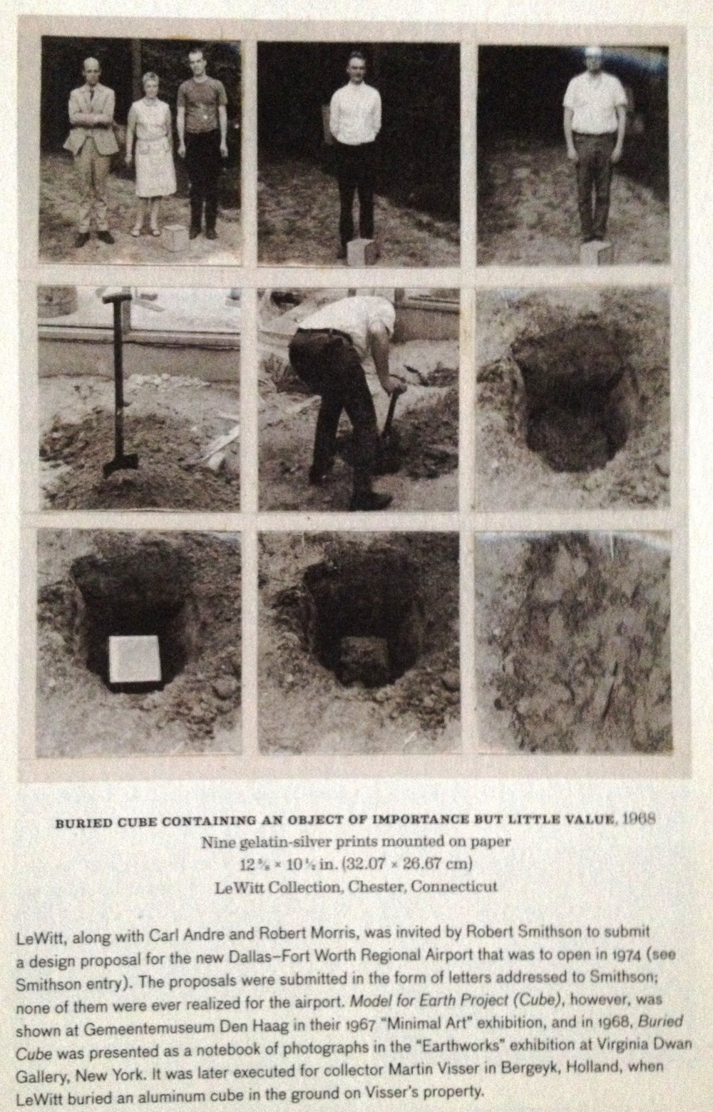 Philipp and Miwon Kwon, Ends of the Earth: Land Art to 1974 (Munich, New York: Prestel, 2012), 213