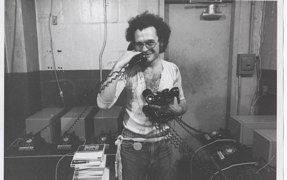 John Giorno's Dial-A-Poem, 1970