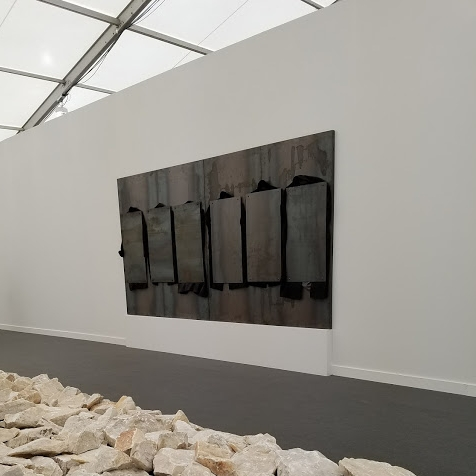Jannis Kounellis, Untitled, 2009