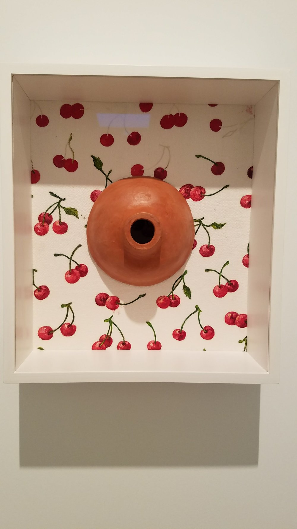 7. Robert Gober, PlungerCherries, 2000-2017.jpg