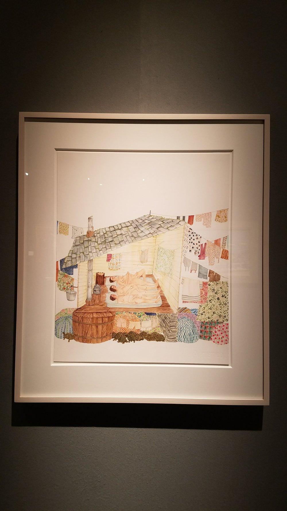Amy Cutler, Leslie Tonkonow Gallery