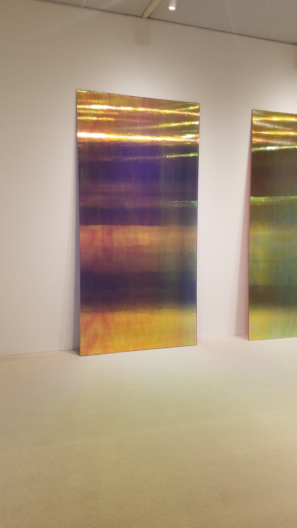 Ann Veronica Janssens, Magic Mirror, 2012