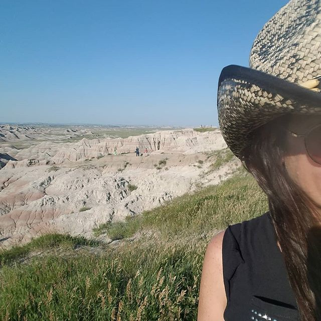 Maybe #badlands but #GoodMorning & Greatviews #wanderlust #campinglife #landscapes #nature #greatsky