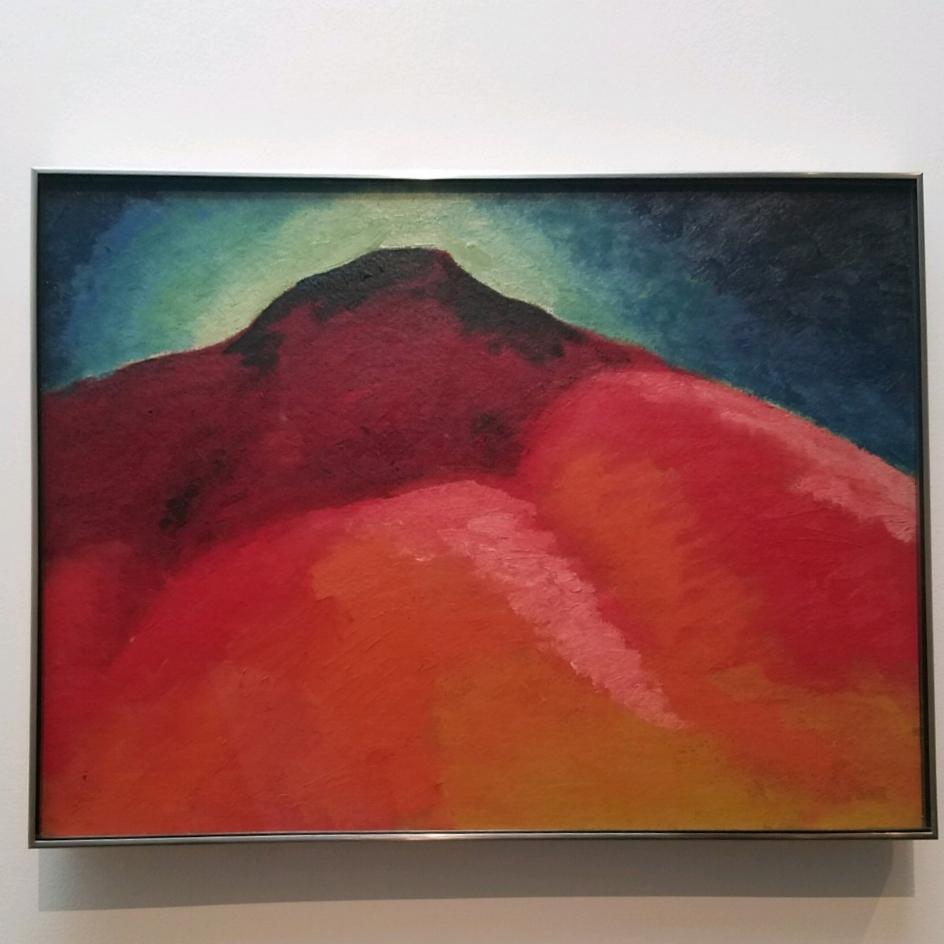 Georgia O'Keeffe,  No. 22 - Special , 1916-1917