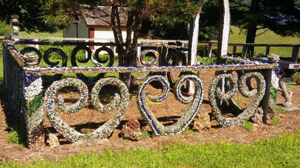 Prairie Moon Sculpture Garden