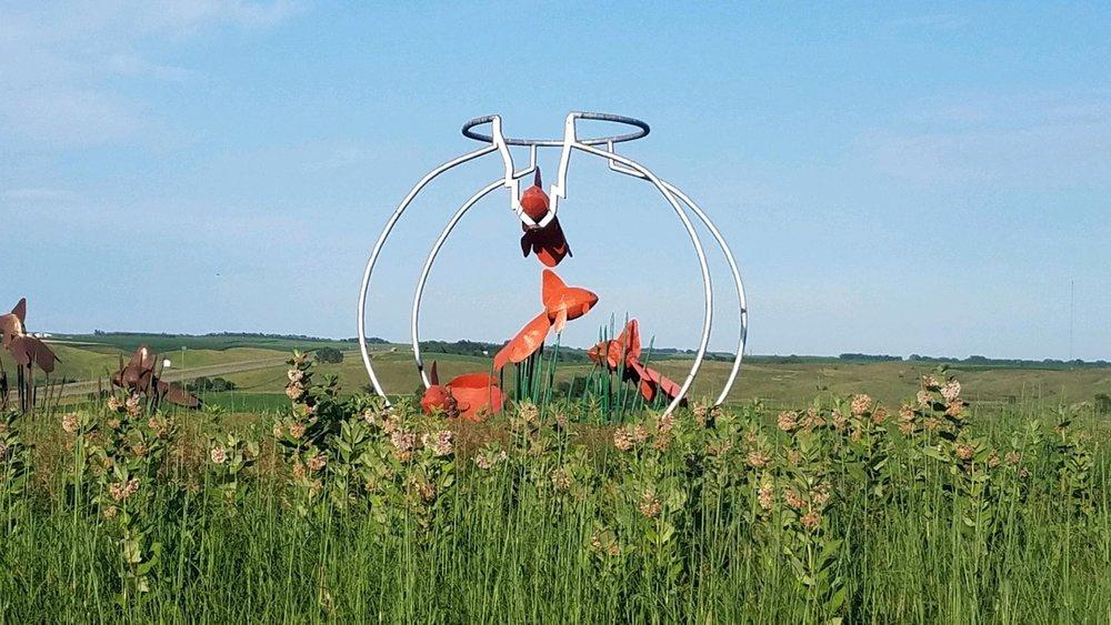 Porter Sculpture Park