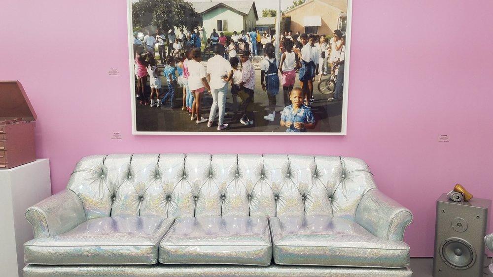 Sadie Barnette, Fort Gansevoort Gallery