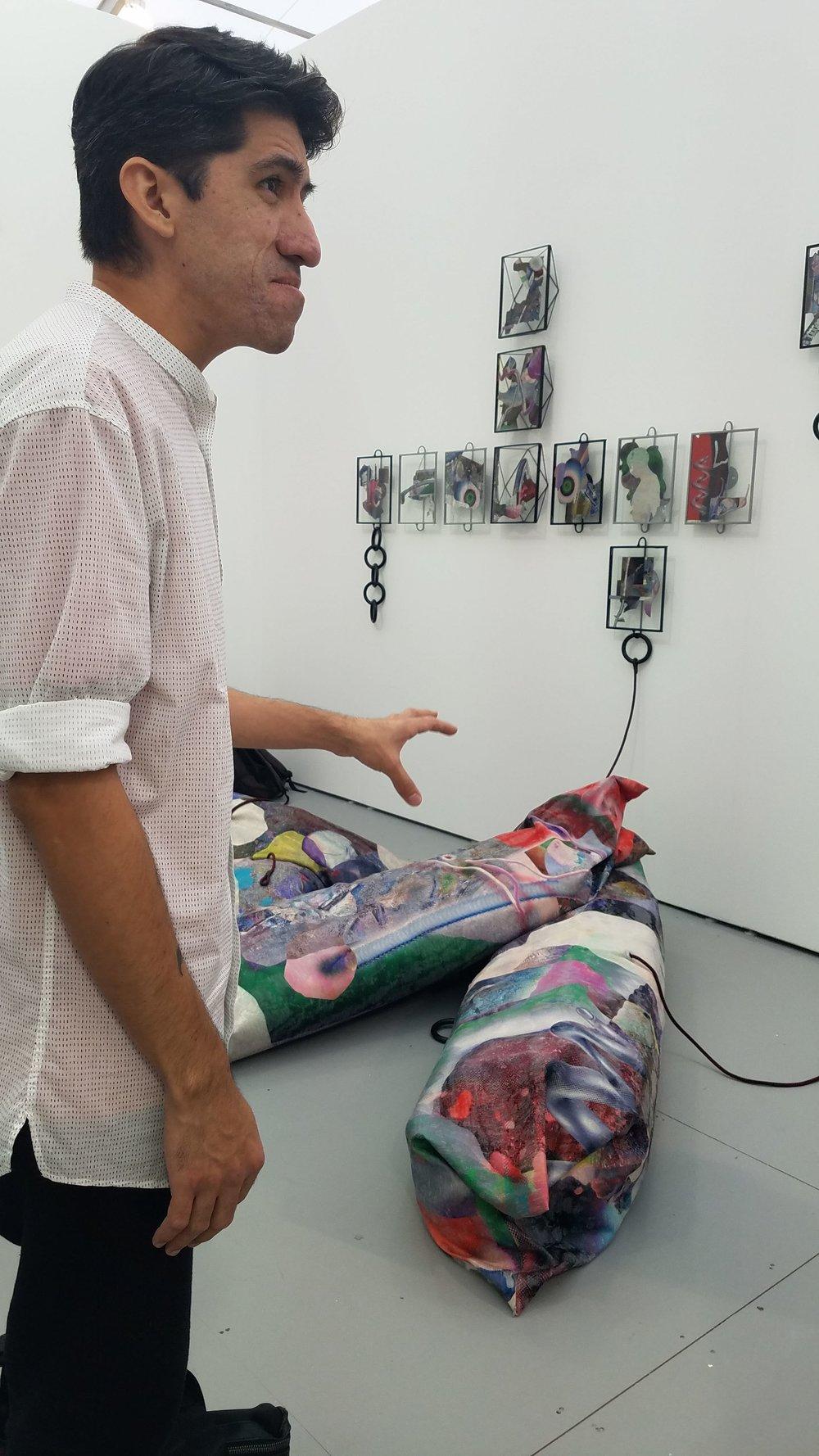 Luis Hidalgo, Proyectos South