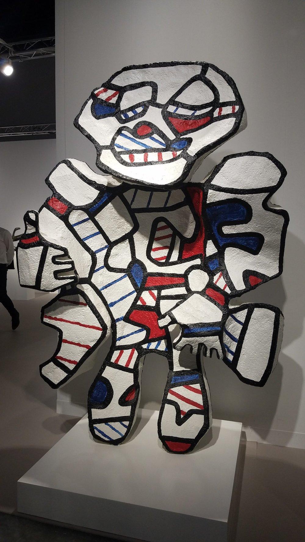 Jean Dubuffet, Waddington Custot Gallery