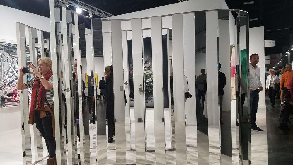 Jeppe Hein, Konig Galerie