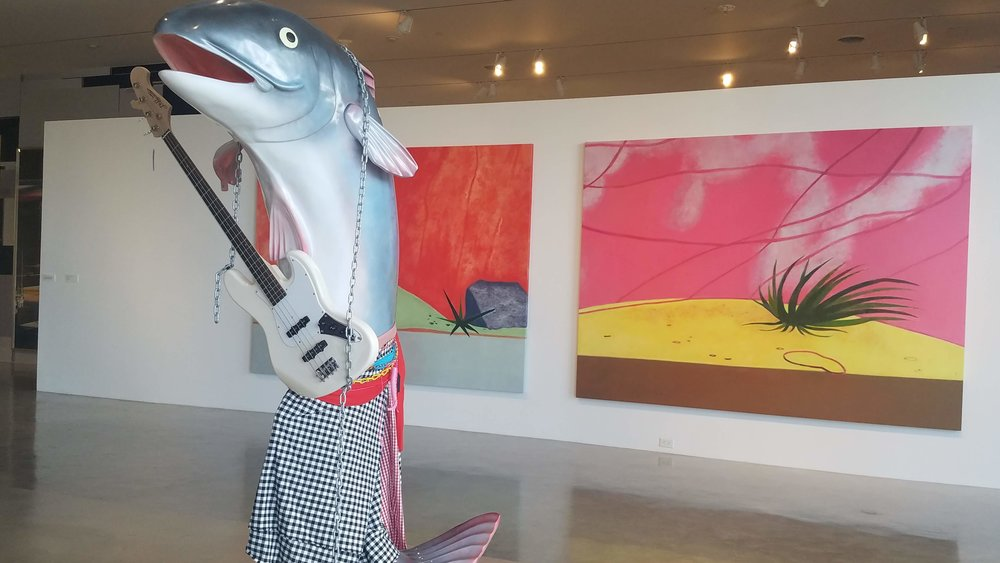 Dan Colen & Cosima von Bonin, Petzel Gallery