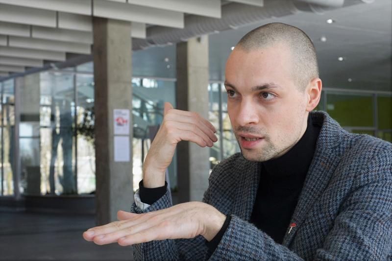 Михайло Балог
