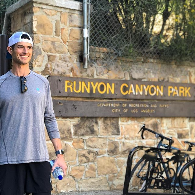 Valentine's Weekend Hike! 😎  Grab a loved one, neighbor or friend and join me and Fitbit Local this Saturday, Feb. 16th, while we venture the scenic Hollywood Hills and hike Runyon Canyon. We will be meeting at 12:00/noon inside the gate at the top of Fuller Ave for check-in. The hike should take no more than 45 minutes to an hour and is all-level friendly. And of course we will be raffling off a @fitbit to someone lucky!  Please share, and be sure to RSVP beforehand - link in bio*. Also, remember to bring water, sunscreen and a smile. See you Saturday!  #fitbitlocal #LA #free #fun #community #fitness