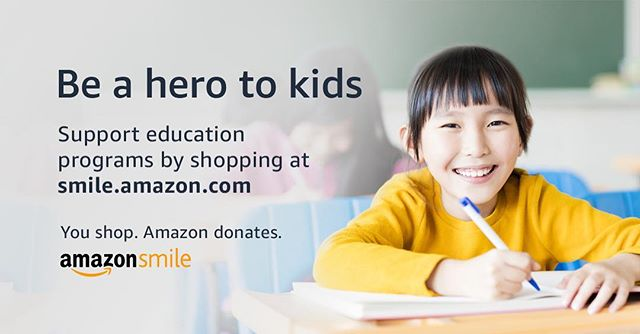 Your shopping makes a difference. Do your regular Amazon shopping at smile.amazon.com/ch/47-5681913 and Amazon donates to Science Tots Inc. LINK IN BIO!