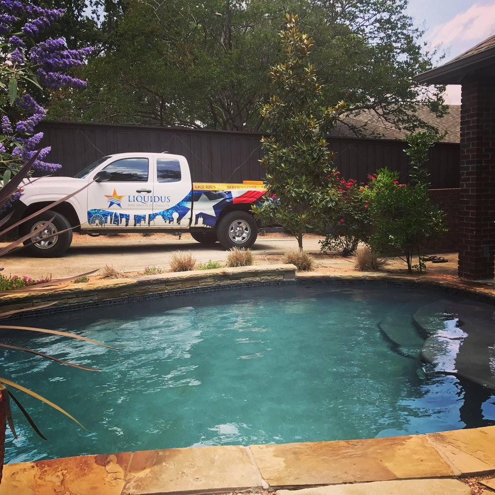 weekly pool cleaning service u2014 liquidus pool services