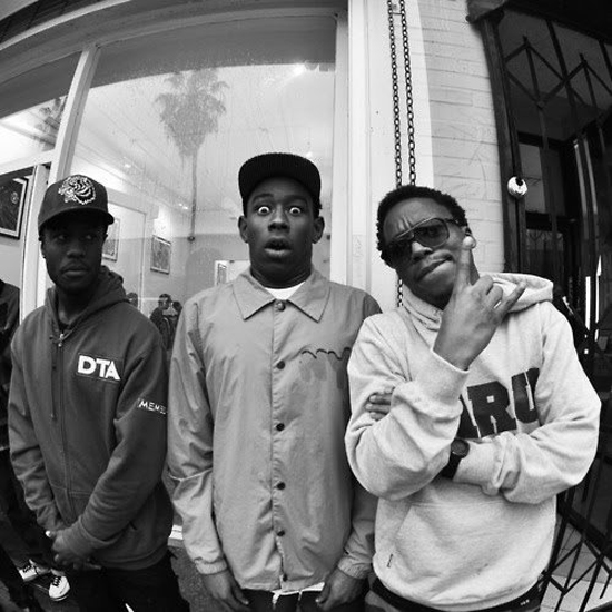 12ddbce84 Amid the graffiti'd freeway overpasses, lofty palm trees and downbeat  liquor stores of central Los Angeles, eight of the ten members of hip hop  family Odd ...
