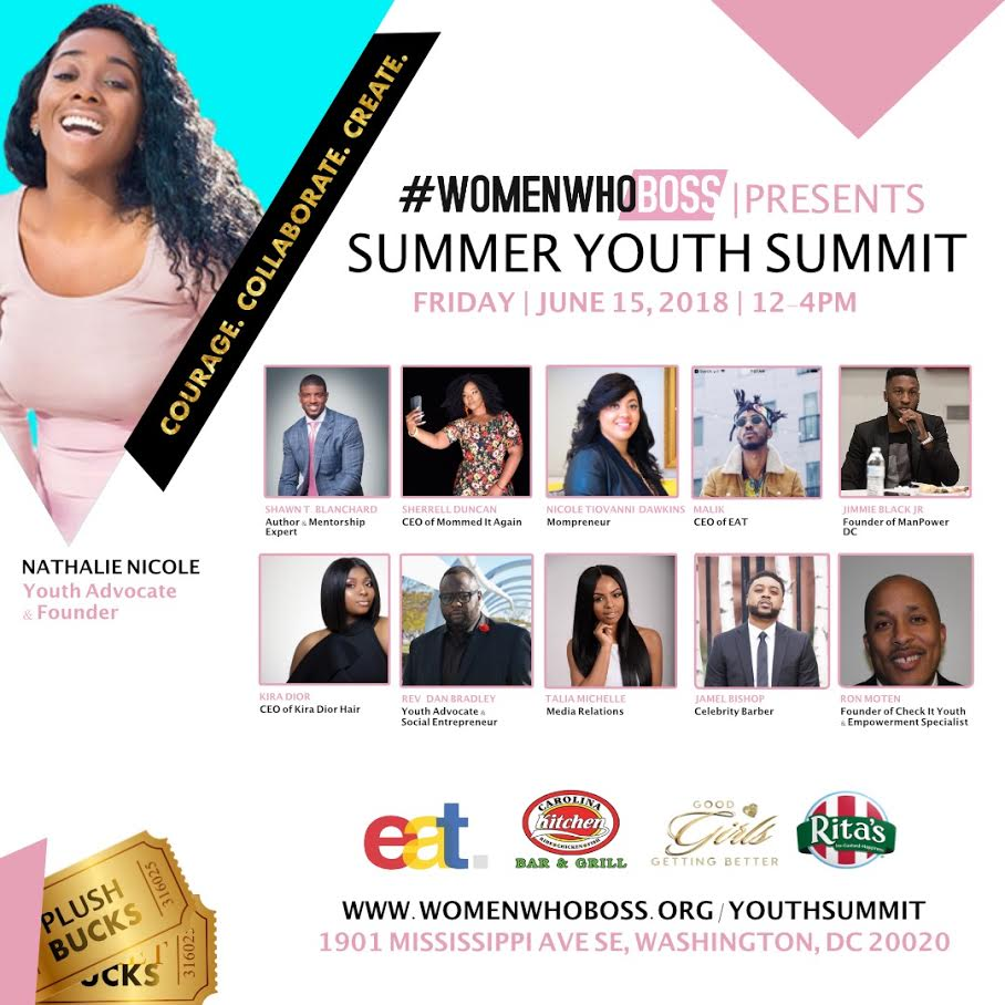 SUCCESS IS A LIFESTYLE YOUTH EMPOWERMENT SUMMIT — NyRai Interior Designs