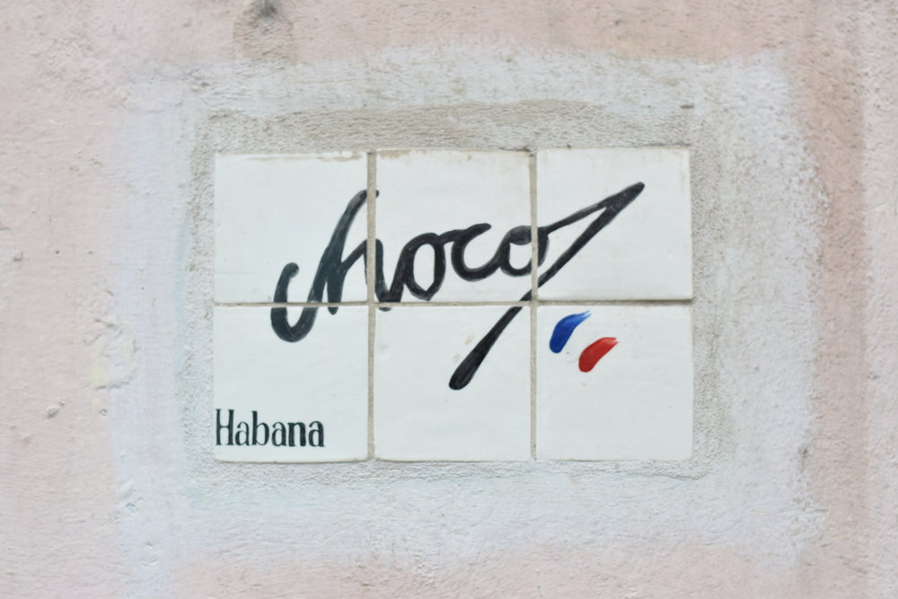 Choco's Studio, Old Havana, Cuba