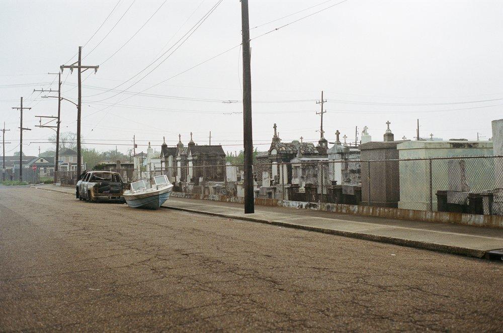 St. Joseph Cemetery, New Orleans, LA