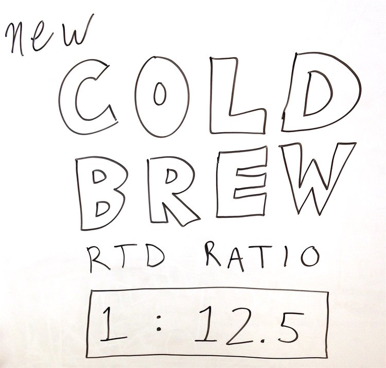 The Most Efficient Full Immersion Cold Brew Ratio Uel Sven
