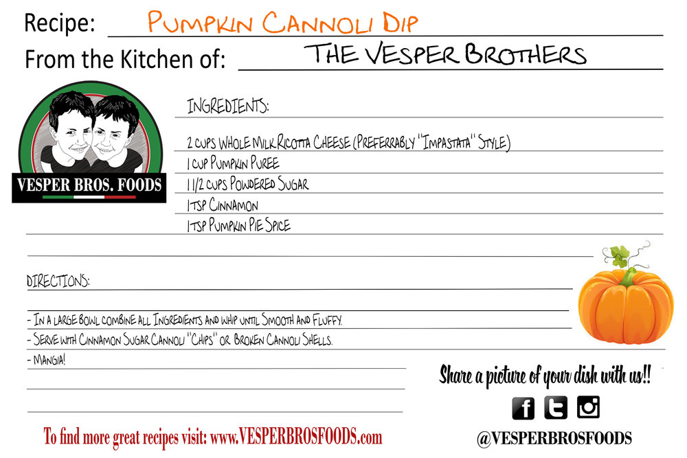 recipe card - Pumpkin Cannoli Dip.jpg