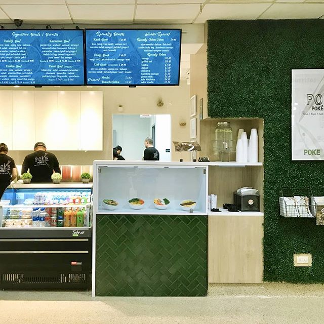 Hey Loop lunchers! Enjoy one FREE PREMIUM topping (seaweed salad or avocado) at our 105 W Madison location until the end of October!