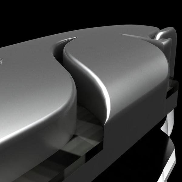 Aston Martin DB5 Clip Prototype
