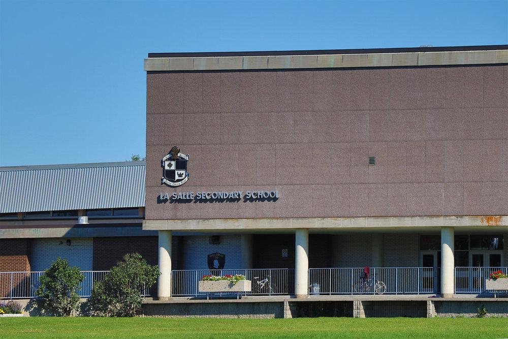 LA SALLE  - SECONDARY SCHOOL