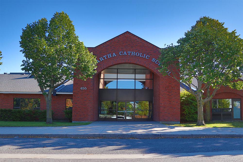 SAINT MARTHA - Catholic School