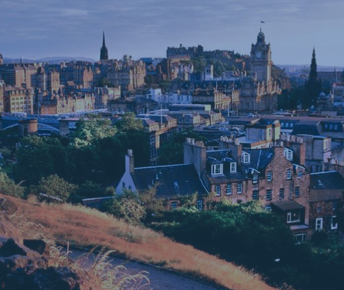 Glasgow -  a Unesco city of music and voted one of the friendliest cities in the world.