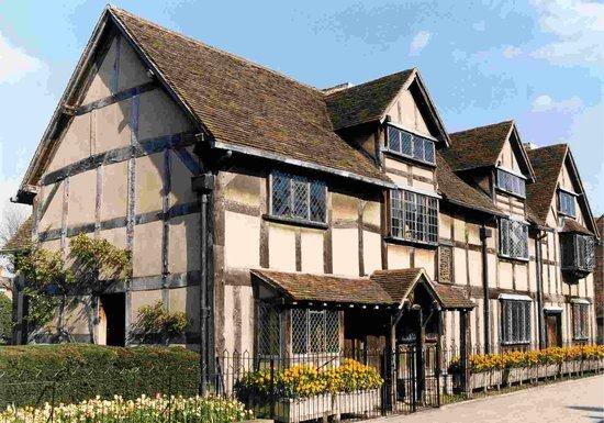 Shakespeare's Birthplace, Stradford-upon-Avon, England