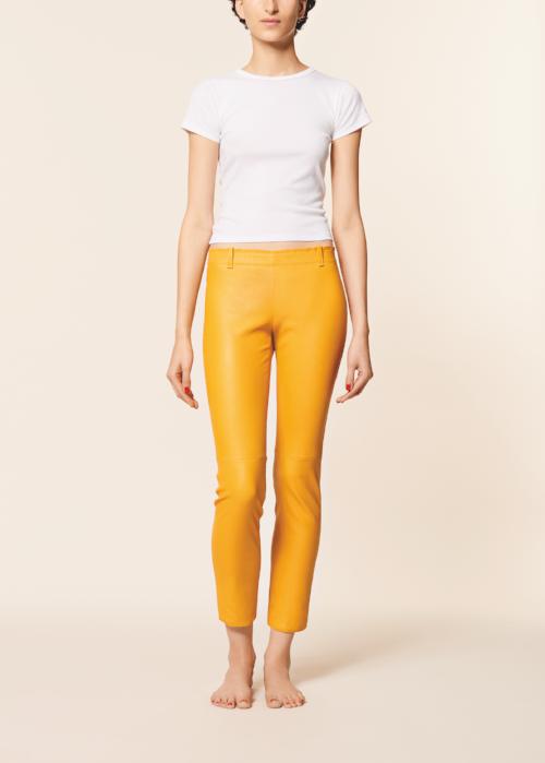 Gilda skirt,  Vernie Mimosa , SS17