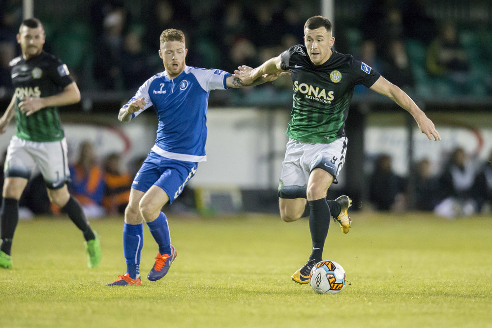 Bray Wanderers v Limerick Fc - 15th September 2017