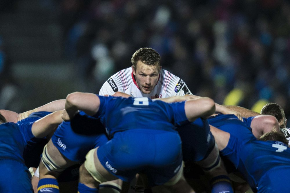 Leinster v Ulster - 6th January 2018