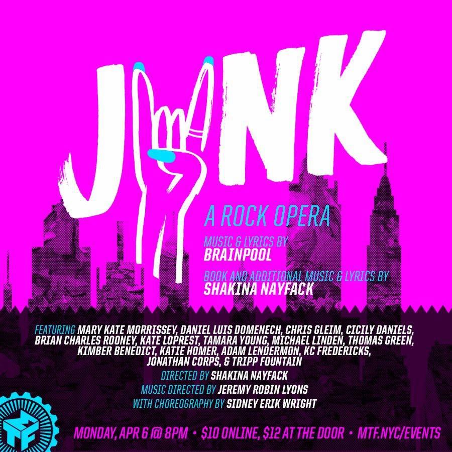 Junk: A Rock Opera