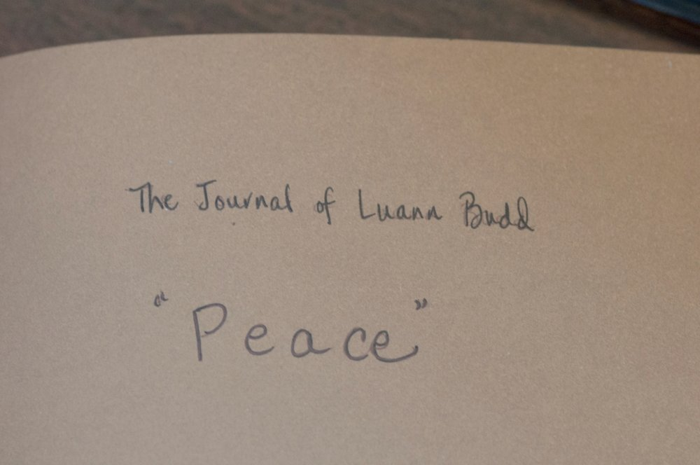 Journal-keeping-peace