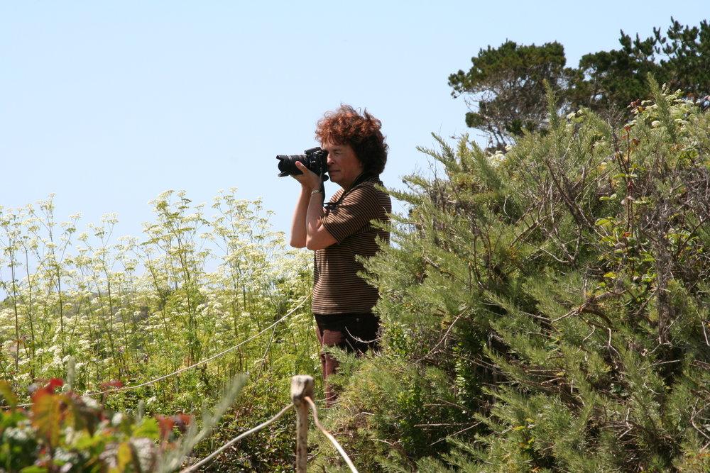 Luann-Budd-with-camera