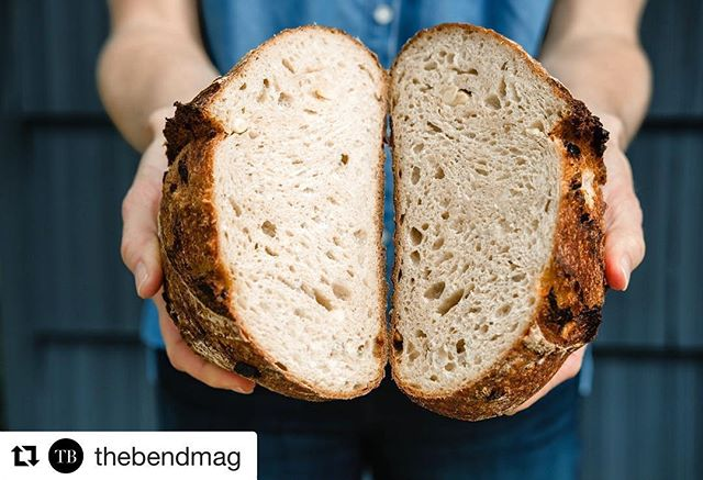 #Repost @thebendmag ・・・ After nearly a decade of service, @fedbybread is transitioning into their next phase of life. We sat down with the family behind this amazing organization to talk about their 9+ years of helping others, what's next for them and their giving hearts, and, of course, a whole lotta bread! Read the full story online or in print now ✨