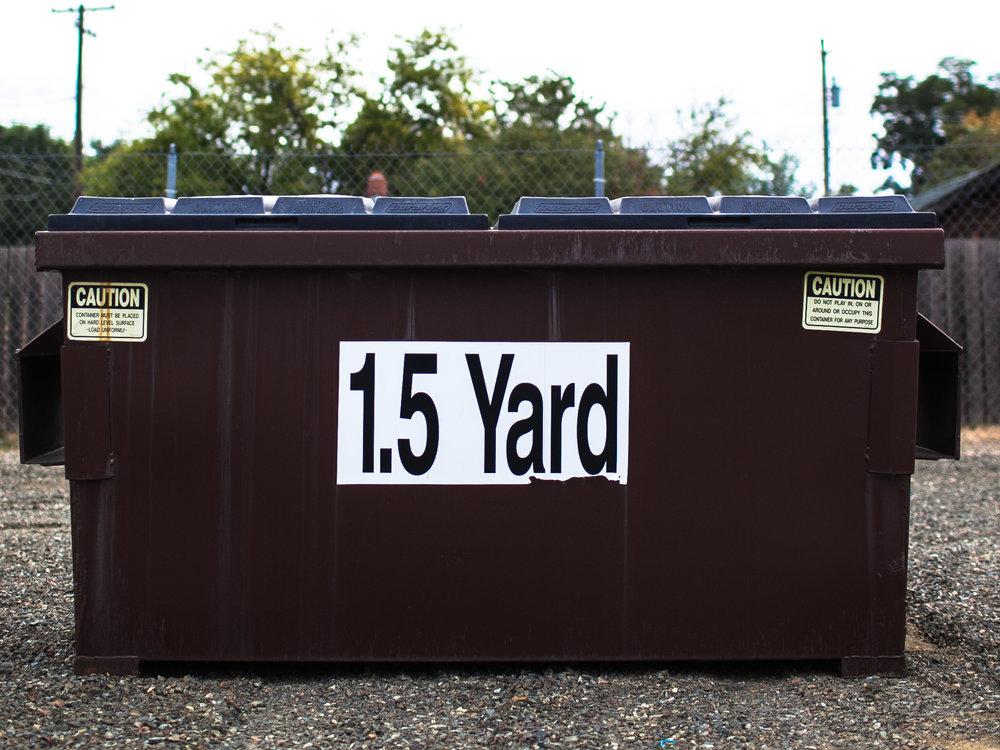 1.5 Yard