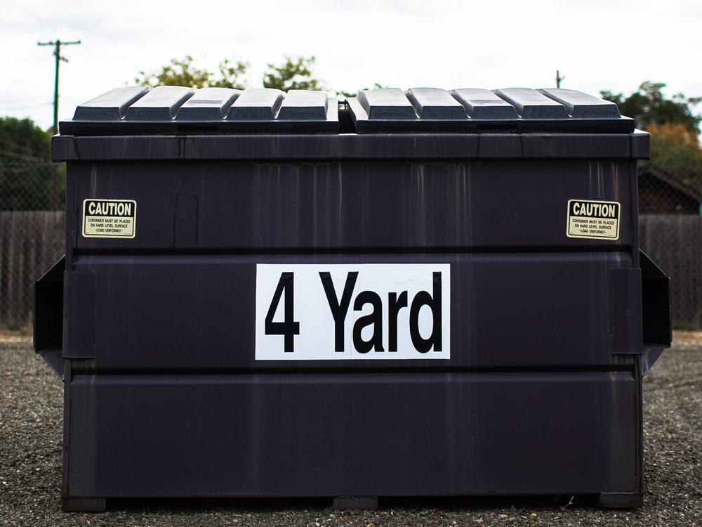 4 Yard