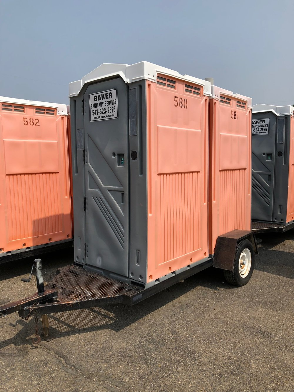 Double Trailer Unit