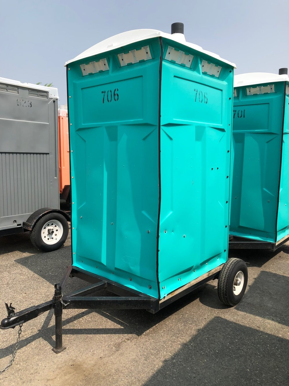 Single Trailer Unit