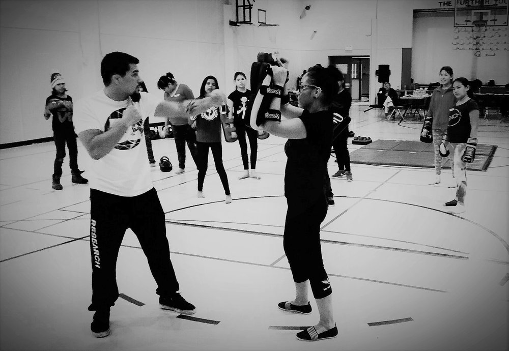 POW 1 Day Self Defence Training