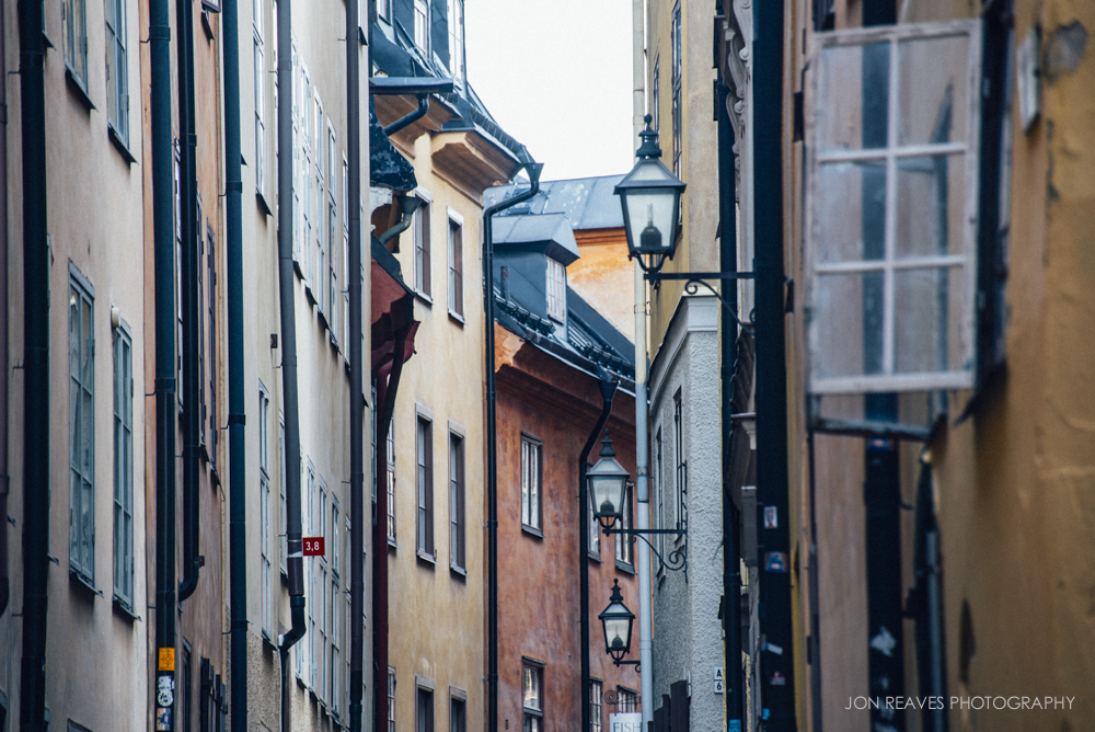 Hell's Alley, Gamla Stan, Stockholm.