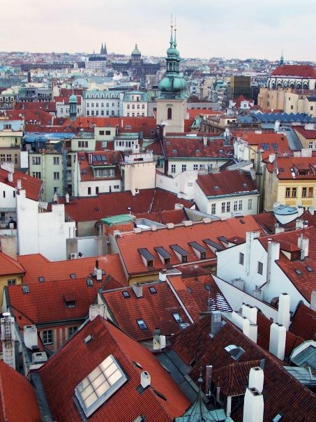Prague, Czech Republic, 2006. This was my first international trip. I was a complete photography novice. This image was made using a 4 megapixel Kodak point and shoot.