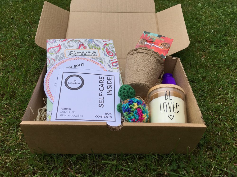 May 2018 - What's in the Box? -