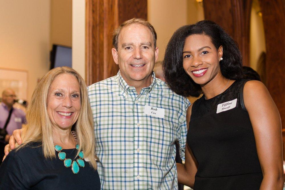 Kathie & Rob Cox, Tiffini Sharifi.jpg