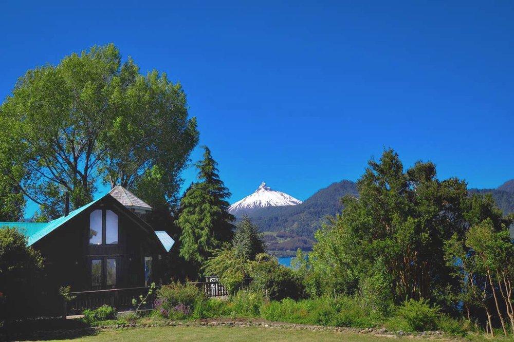 Aluantu in Patagonia, Chile. Photo Credit: Aluantu